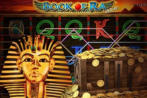Play the Book of Ra Deluxe Slot