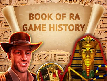 book of ra game history