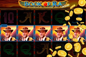 How to Win on the Slot Book of Ra Deluxe
