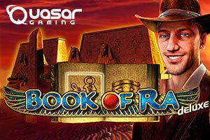 Give Book of Ra Deluxe a Go at Quasar Gaming