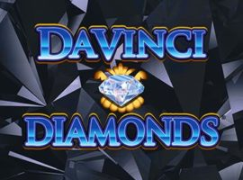 Da Vinci Diamonds Slot Machines Symbols