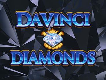 Da Vinci Diamonds Slot Machines Symbols