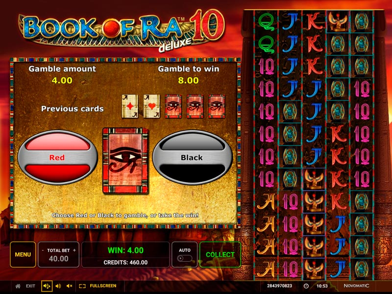 Book Of Ra Deluxe Online Free Play