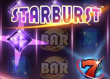 Play Starburst Slot Machine game with Free Spins