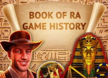 Play Book of Ra deluxe online for free!